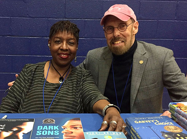 Nikki Grimes and Wendell Minor