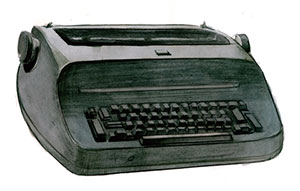 selectric typewriter